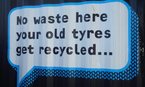 HiQ Redditch- We Recycle All Old Tyres