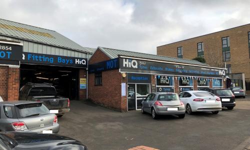 HiQ Northampton Central