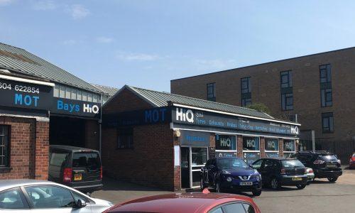 Hi Q Tyres Autocare Northampton Campbell Street