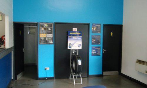 HiQ Pontefract waiting area