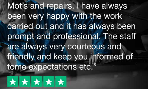 HiQ Tyres & Autocare East Ham  5 star Trustpilot-Review-Caryl.png
