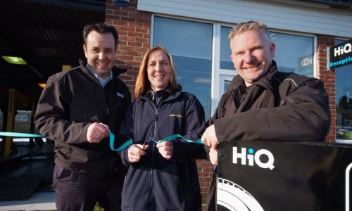 HiQ Helston Grand Opening
