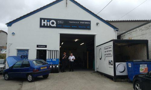 HiQ Newquay