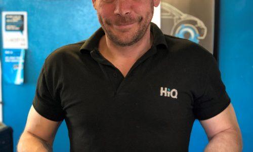 HiQ Newquay Todd Holland wins Gold Standard award 2018