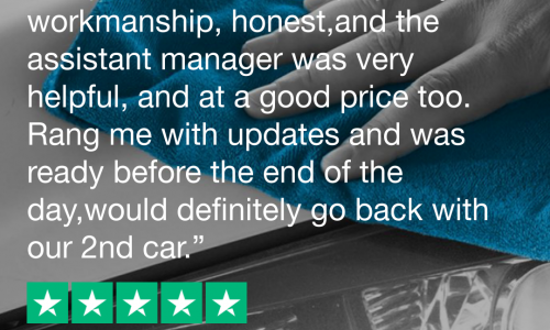HiQ Tyres & Autocare Soemercotes Trustpilot review