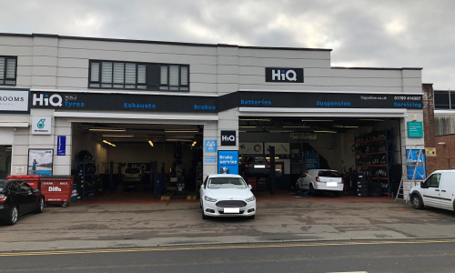HiQ Stratford-upon-Avon outside centre