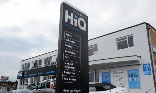 HiQ Kettering centre
