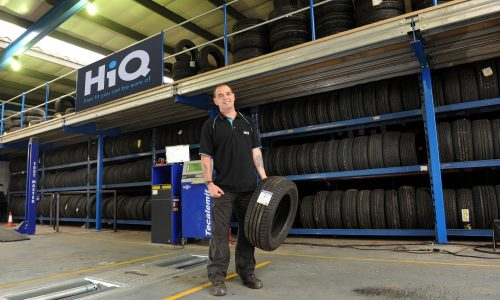 HiQ Kettering-tyres in stock at all sizes and price points, from budget to premium