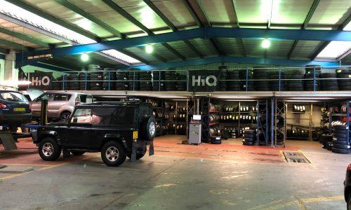 HiQ Kettering workshop