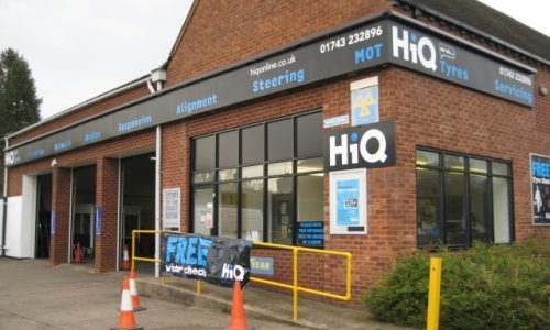HiQ Shrewsbury