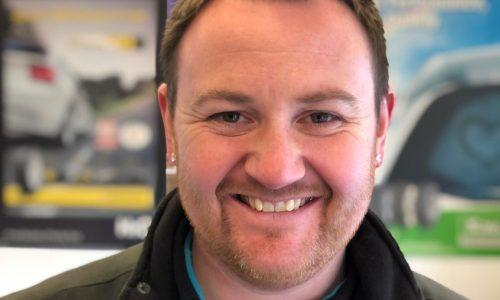 HiQ Oldbury manager Zak Griffiths.
