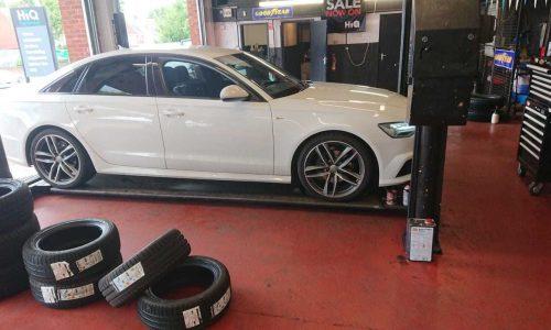 Hi Q Tyres Autocare Oldbury customer car 2