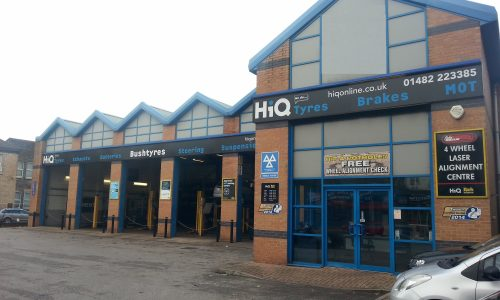 HiQ Hull