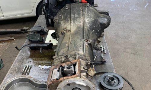 Hi Q Haywards Heath engine from MG BGT car