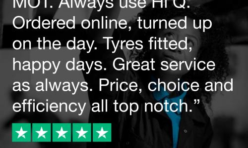 Hi Q Tyres Autocare Chesterfield Trustpilot Review Shaun