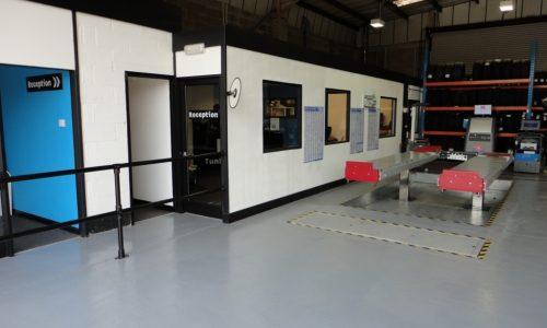 HiQ Tunbridge Wells workshop