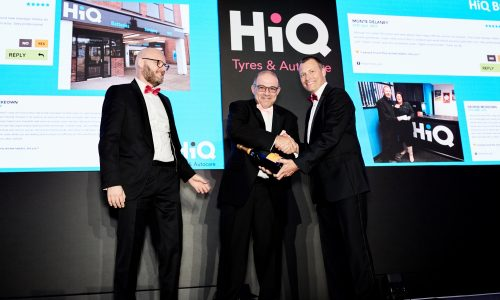 HiQ Bury St. Edmunds wins 'Customer Service Excellence' award at HiQ National Conference 2018