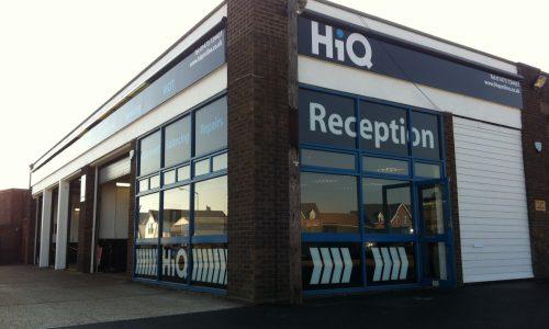 HiQ Ipswich external picture