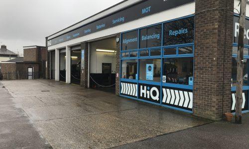HiQ-Ipswich Exterior
