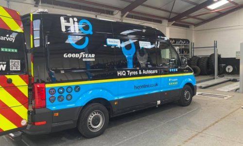 Hi Q Tyres Autocare Kings Lynn mobile fitting