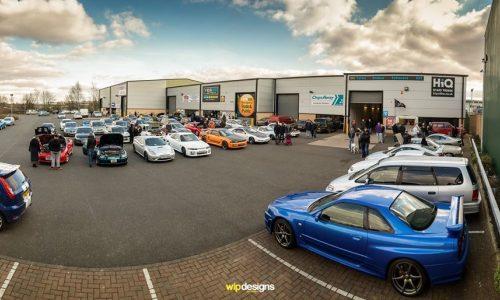 HiQ Car meet
