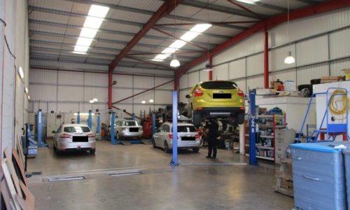 HiQ Mansfield workshop