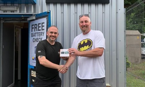 Competition winner HiQ Tyres & Autocare Medway