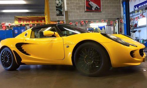 Lotus Elise HiQ Tyres & Autocare Medway
