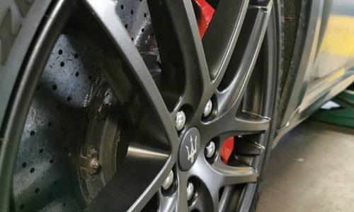 Premium Maseratti Tyre replacement Hi Q Tyres & Autocare Medway