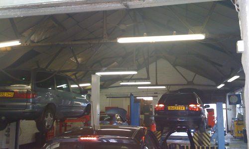 HiQ Queensferry- MOT & Service Workshop