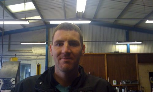 HiQ Northwich- Mike Carruthers Tyre Technician