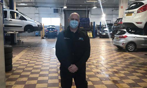 HIQ Tyres Autocare Gorseinon Team Member