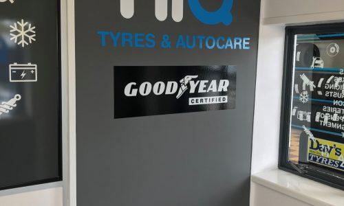 HiQ-Tyres-Autocare-Swansea-Gorseinon-HiQ-sign-and-Goodyear-signage.jpg