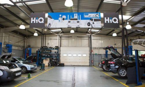 HiQ Neath workshop