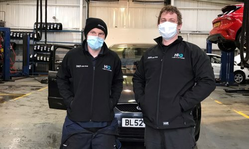 Hi Q Tyres Autocare Neath Team member