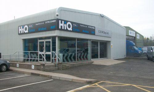 HiQ Central Swansea