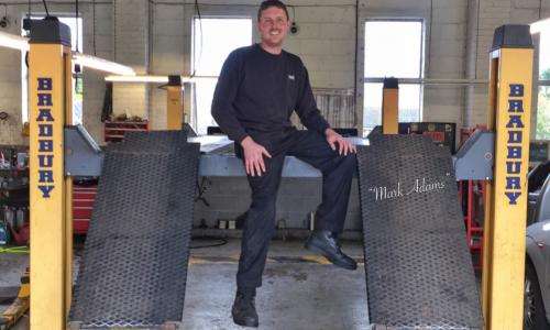 Mark Adams - Head Technician