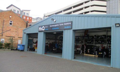 HiQ Leicester outside centre