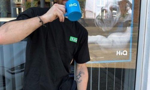 Steve at HiQ Oxford