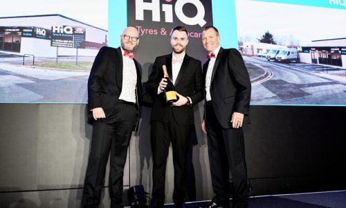 HiQ Egremont wins award HiQ National Conference 2018