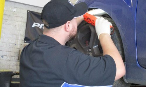 HiQ Burton checking suspension