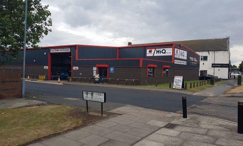 External HiQ Middlesbrough