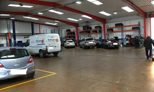 HiQ Middlesbrough workshop