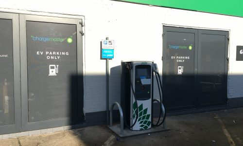 HiQ Henley & Castrol Electric charger