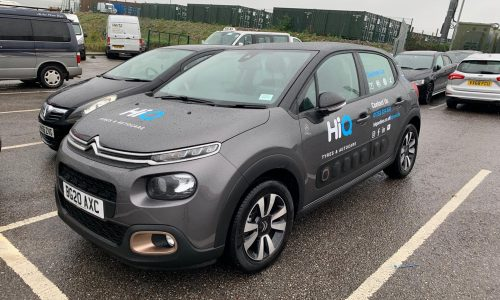 Picture of HiQ Plymouth Courtesy Car