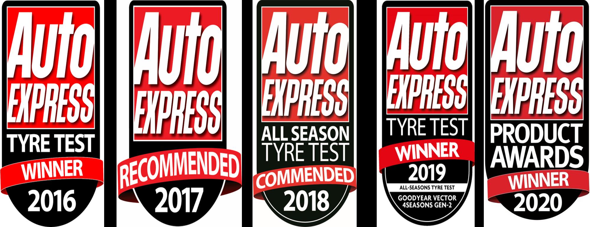 Auto Express Product Awards Winner 2020 Gen-2