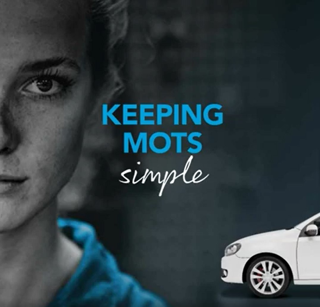 What is checked on an MOT png