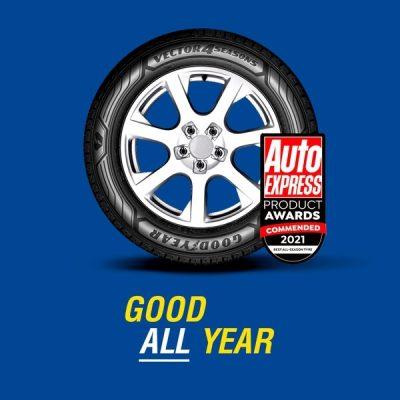 Good All Year Vector 4 Seasons social assets