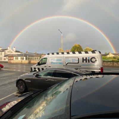 Hi Q Lancaster Rainbow