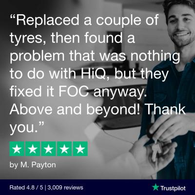 Hiq Stafford Trustpilot Review
